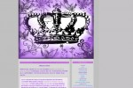 Crowns purple edition! ♥
