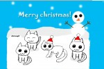 d4rkang3l-#18 Merry Christmas! (kitties edition :D