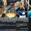 #21 - when we were young;
