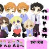 3 chronic//ouran kou kou host club (anime)