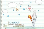 #1. A robot doesn't need love {healmypain}