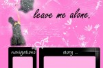 Leave me alone {LOVED♥