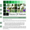 Pieces of Nature ::Version Green::
