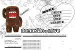 #o2 HANDWRITING { domokun is love!