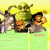 Shrek and friends // XUENA >>>