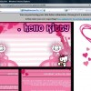 helloKITTY by `CHINX