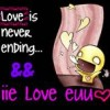 3} Love is never ending... && iie love euu !