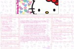 B♥ // #2 HELLO KITTY