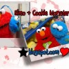 Brokened.♥#1. Elmo and Cookie Monster.