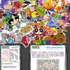 colourful cartoon craze / reminiscence♥