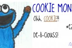 Cookie Monster is love /[R]agdoll-