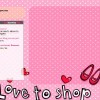 I love to SHOP | sweetsugar