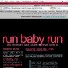 killthelimbo: run baby, run