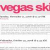 A!: Vegas Skies.