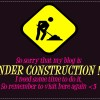7) Blog Under Construction } Camay-