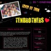 #7 ; TenBrothers , Black & Pink