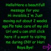 Relink Message for you :|Relinker