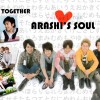 ukyo@work - ALWAYS TOGETHER.ARASHI'S SOUL