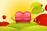 XAV- The Red Couch.