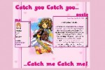 Sakura - Catch You Catch Me - Font Changed ///