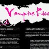 01. Vampire Kisses;