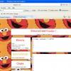 EighthSkin } ` Elmo'sCheerYouUp ! ,