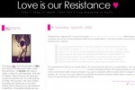 ♥Ely's #2. Resistance♥