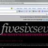FiveSixSevenEight/M.A.