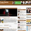 Fuzzie is a 3 columns flexible width WordPress the