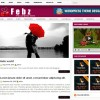 febz wordpress theme