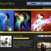 Graphia WordPress Theme
