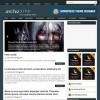 ArcheZine wordpress theme