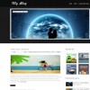 DarkWood Free WordPress Theme