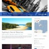 The Travel Theme v1.2 - Free HTML5 Wordpress Theme