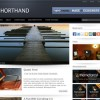 Shorthand WordPress Theme