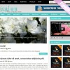 Azalea wordpress theme
