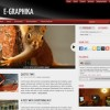 e-Graphika WordPress Theme