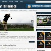 Dismissed wordpress theme