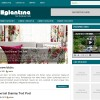 Eglantine wordpress theme