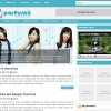 Parfumeblue wordpress theme