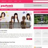 Parfumepink wordpress theme
