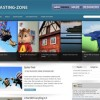 Lasting-Zone WordPress theme