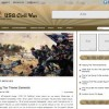 USA CIVIL WAR WORDPRESS THEMES