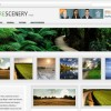 5 in 1 Nature Scenery WordPress Magazine Theme