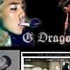 3. G Dragon - Black