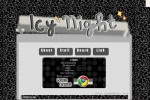 #4 - Icy Night;