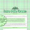 Love Palegreen