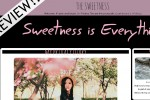 #2 sweetness is everything