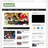 Frameraising wordpress theme