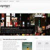 BrightLIGHT WordPress Theme